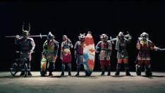 """Nissin Cup Noodle """"7 Samurai"""""""